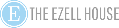 The Ezell House, logo
